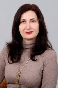 Заступниця директора з навчально-виховної роботи Вчителька української мови та літератури