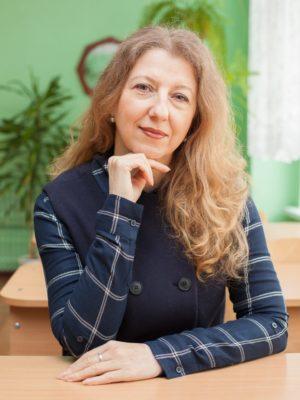 Наталія Бардакова